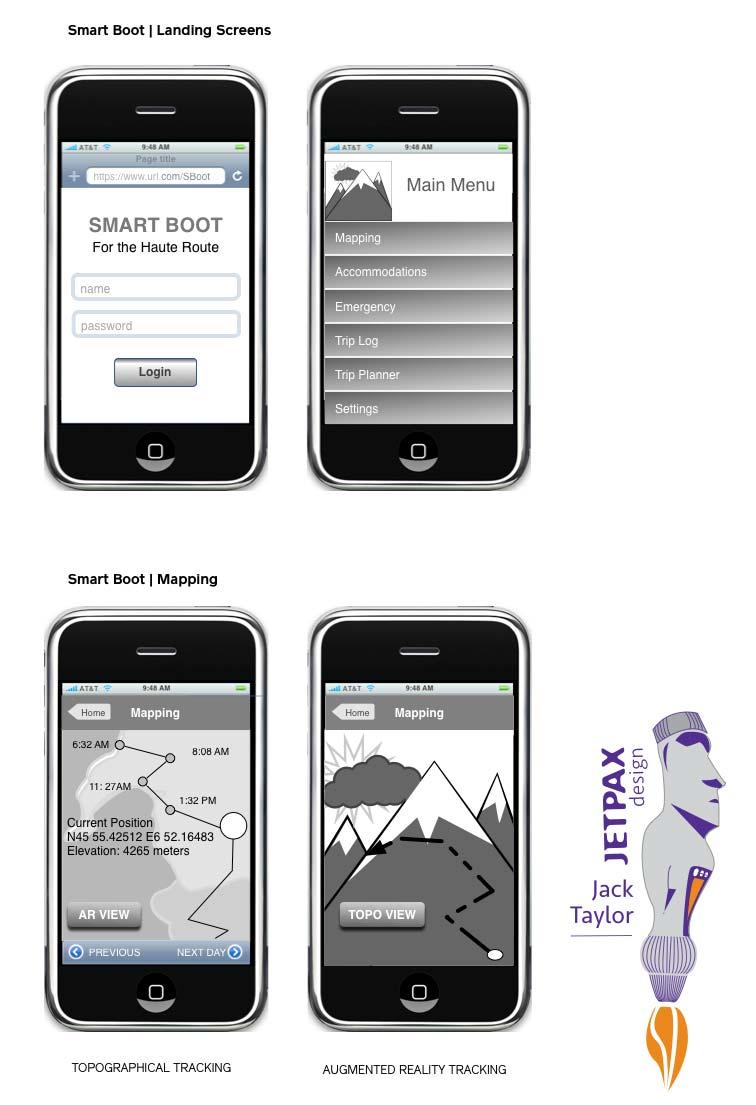 App Wireframe