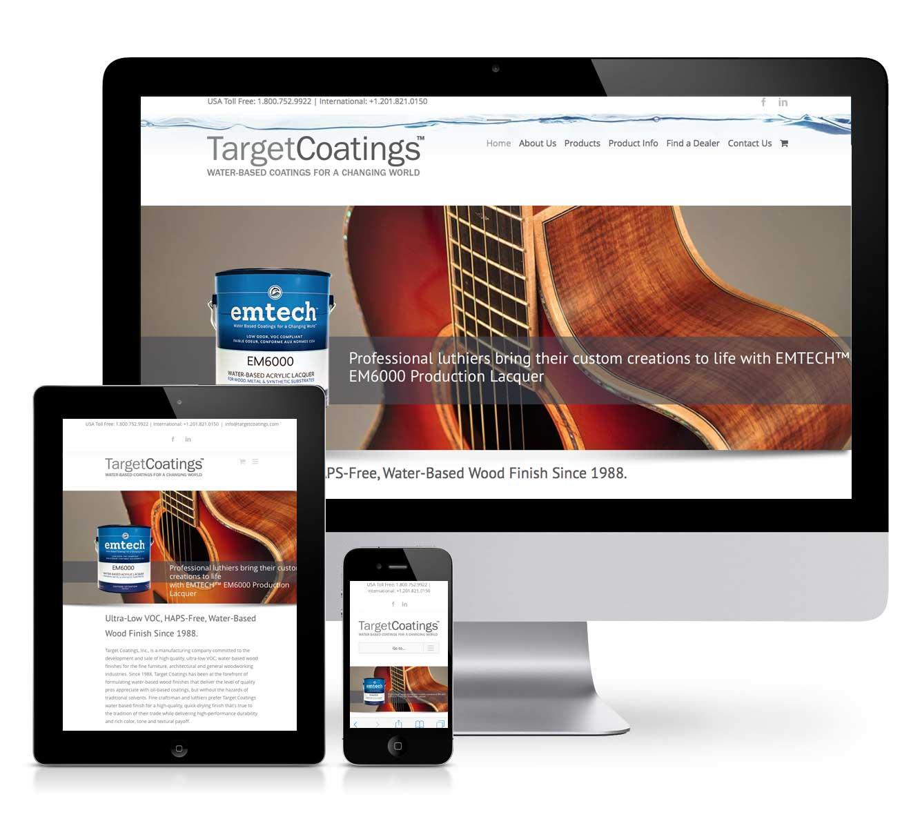 TargetCoatings.com