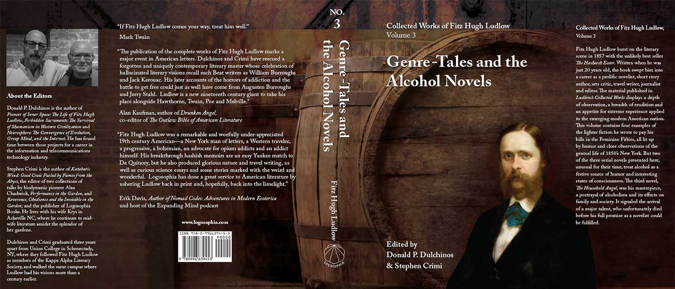 Genre Tales and the Alcohol Novels