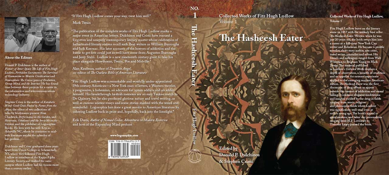 The Hasheesh Eater, by Fitz Hugh Ludlow