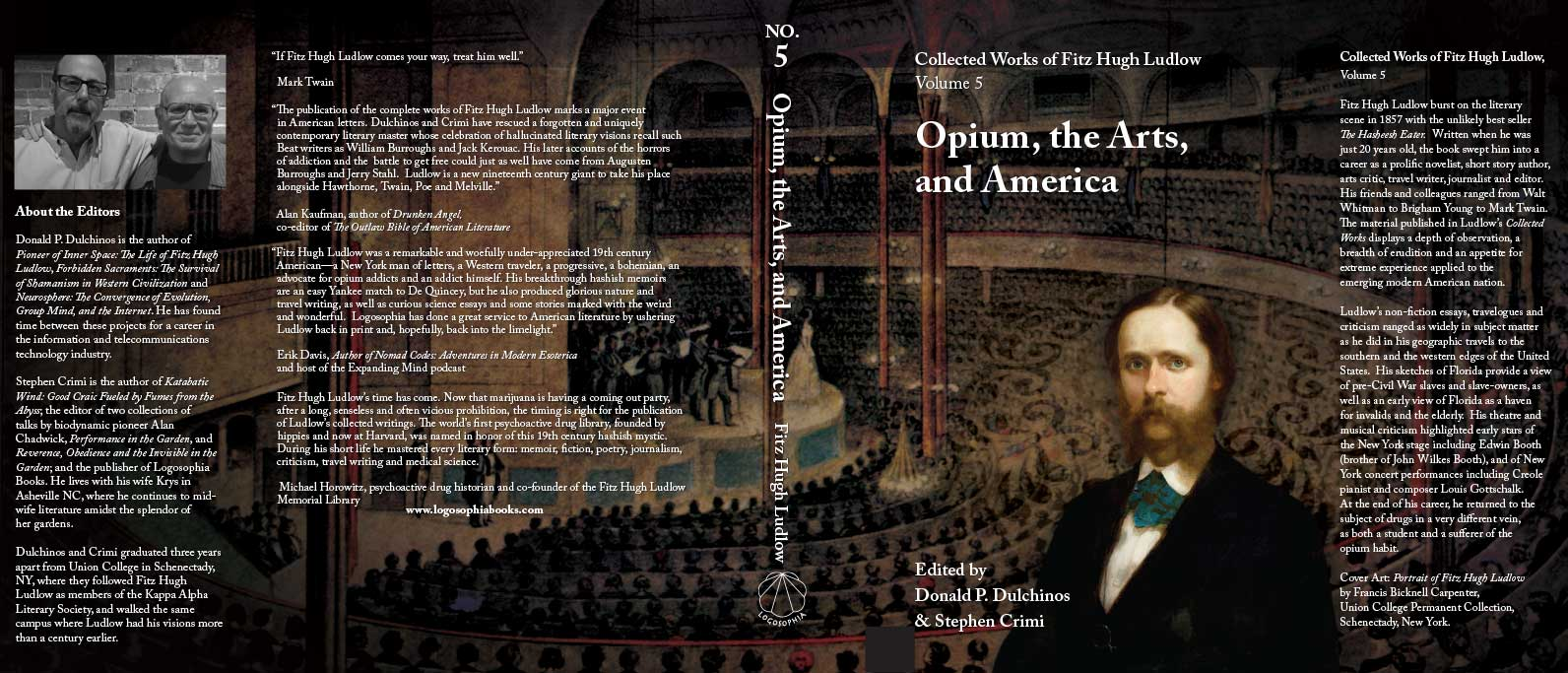 Opium, the Arts